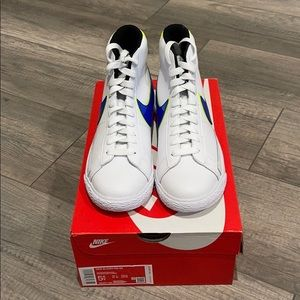 Brand New Kids GS Nike Blazers Size 5.5